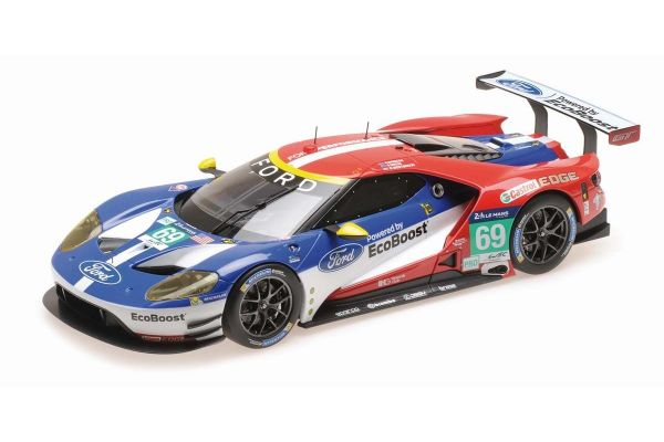 MINICHAMPS 1/18scale Ford GT