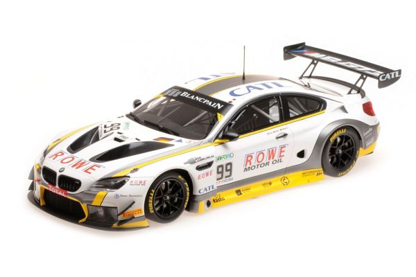 MINICHAMPS 1/18scale BMW M6 GT3 – ROWE RACING – ENG/MARTIN/SIMS – 24H SPA 2017  [No.155172689]