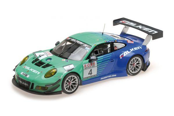 MINICHAMPS 1/18scale Porsche 911 GT3 R