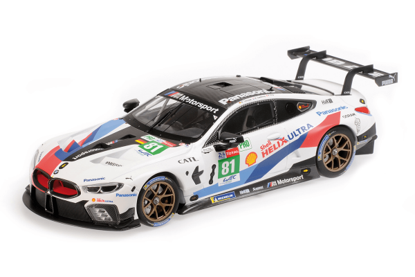 MINICHAMPS 1/18scale BMW M8 GTE