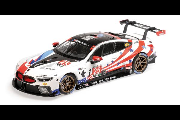 MINICHAMPS 1/18scale BMW M8 GTE