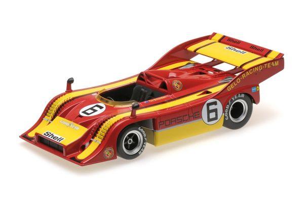 MINICHAMPS 1/18scale PORSCHE 917/10 – GELO-RACING TEAM – TIM SCHENKEN – WINNER INTERSERIE ZANDVOORT 1975  [No.155756506]