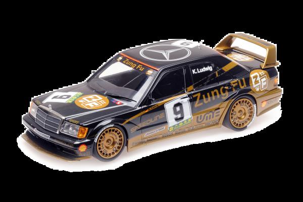 MINICHAMPS 1/18scale M Benz 190E2.5-16EVO2 # 9 / Makaogia 1991  [No.155913609]