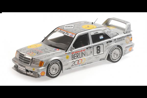 MINICHAMPS 1/18scale Mercedes Benz 190E 2.5-16 EVO 2