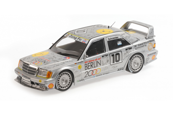 MINICHAMPS 1/18scale Mercedes Benz 190E 2.5-16 EVO 2