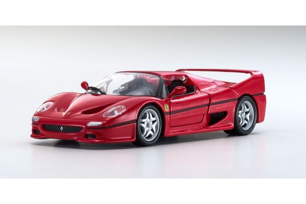 Bburago 1/24scale F50 Closed Top (Red) Race & Play Series  [No.18-26010R]