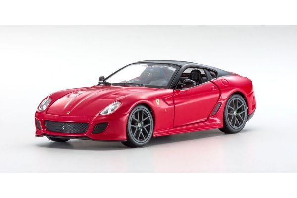 Bburago 1/24scale 599 GTO (Red) Race & Play Series  [No.18-26019R]