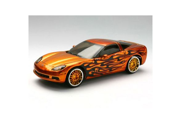 Bburago 1/43scale CHEVROLET CORVETTE COUPE Copper [No.18-31003C]