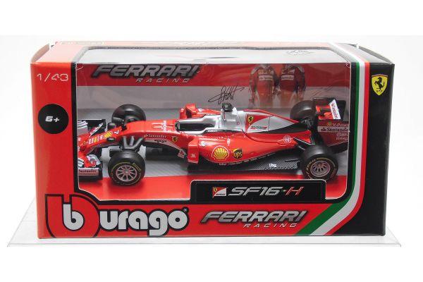 Bburago 1/43scale Ferrari F1 2016 Kimi Raikkonen  [No.18-36803-7]