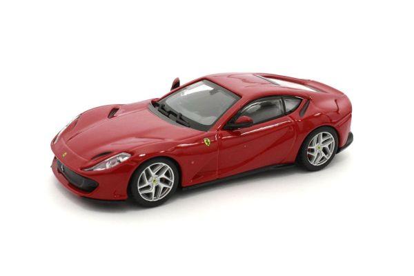 Bburago 1/43scale Ferrari 812 Super First (Red)  [No.18-36908R]