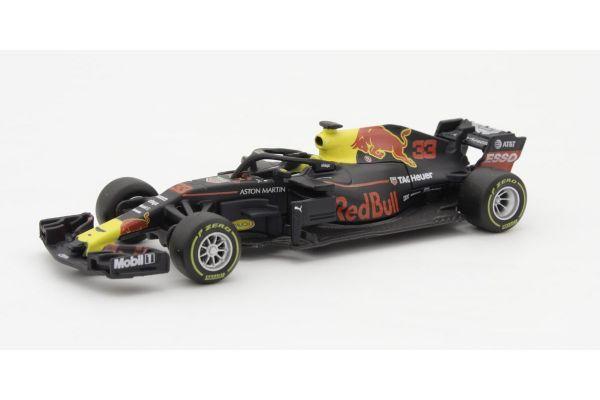Bburago 1/43scale Aston Martin Red Bull TAG Heuer RB14 No.33 M.Verstappen  [No.BUR38035V]