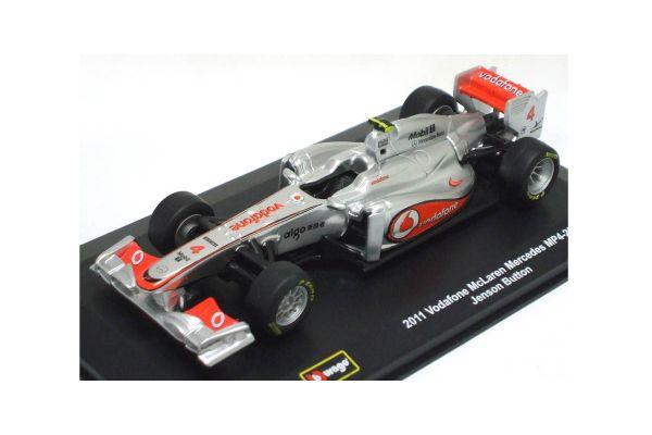 Bburago 1/32scale McLaren Mercedes 2011 J.Button  [No.18-41203JB]