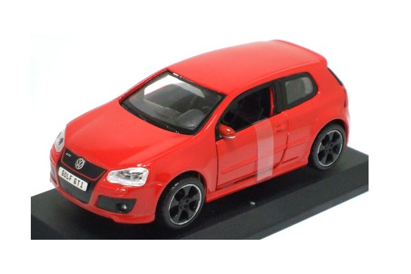 Bburago 1/32scale VW GOLF GTI EDITION 30 RED [No.18-43005R]