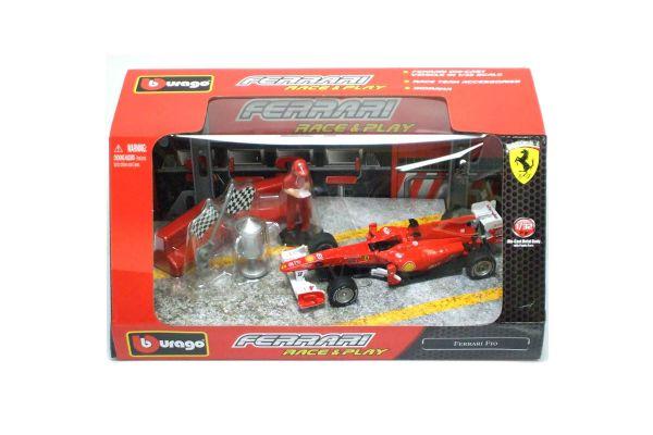 Bburago 1/32scale Ferrari  F10 Red [No.18-44021]