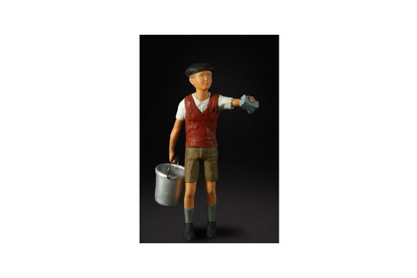 figurenmanufaktur 1/18scale Cleaning boy (洗車する少年)  [No.FIG180007]