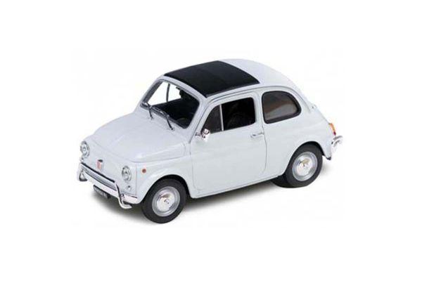 WELLY 1/18scale FIAT NUOVA 500 1957 ホワイト [No.WE18009W]