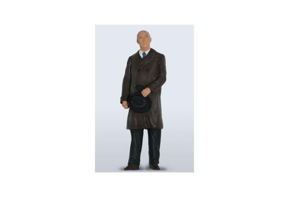 figurenmanufaktur 1/18scale コンラート アデナウアー(Konrad Adenauer) ドイツの政治家 [No.FIG180099]