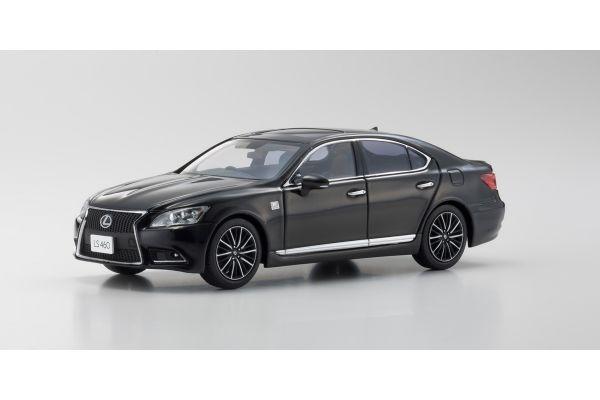 KYOSHO 1/43scale Lexus LS460 F SPORT Black  [No.KS03659BK]