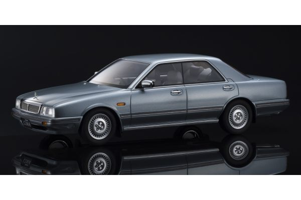 SAMURAI 1/18scale Nissan Cedric Cima Light blue  [No.KSR18026BL]