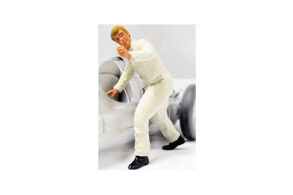 figurenmanufaktur 1/18scale Mechanic (GOOD! Pause) White [No.FIG180131]