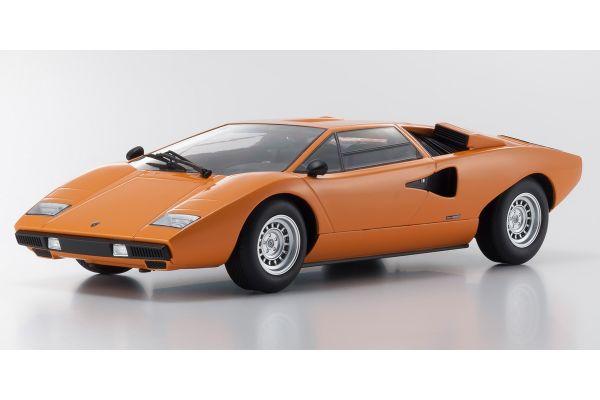 OUSIA 1/18scale Lamborghini Countach LP400 Orange  [No.KSC09531P]