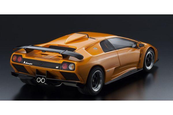 KYOSHO ORIGINAL 1/18scale Lamborghini Diablo GT (Orange Pearl)  [No.KSR18507OR]
