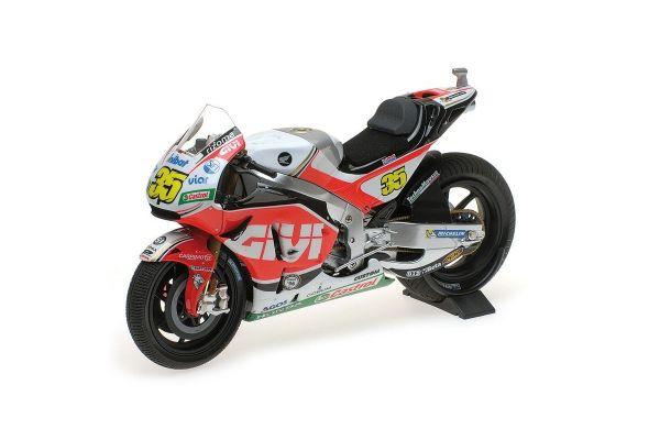 MINICHAMPS 1/18scale Honda RC213V  Cal Crutchlow Czech GP MotoGP 2016  [No.182161135]