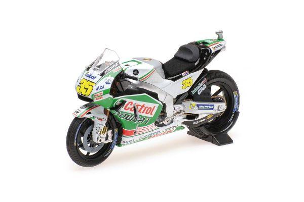 MINICHAMPS 1/18scale Honda RC213V Cal Crutchlow Malaysia GP MotoGP 2016  [No.182161145]