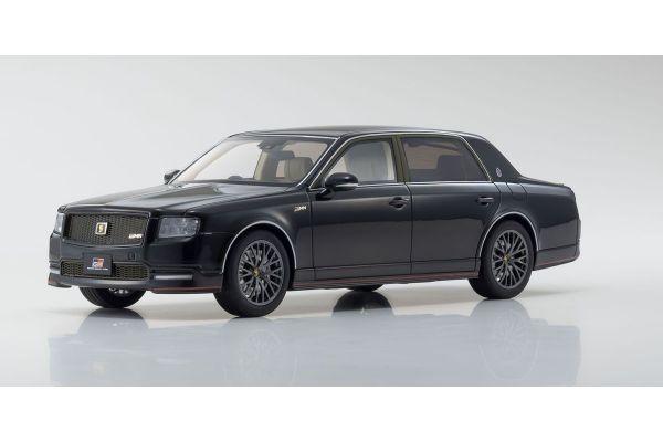 SAMURAI 1/18scale Toyota Century GRMN Black  [No.KSR18046BK]