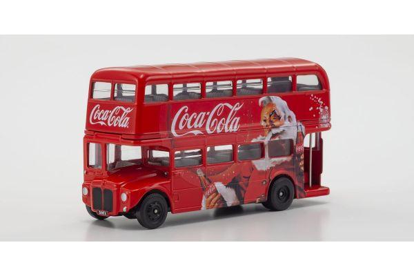 CORGI 1/64scale Coca-Cola® Christmas London Bus   [No.CGGS82331]