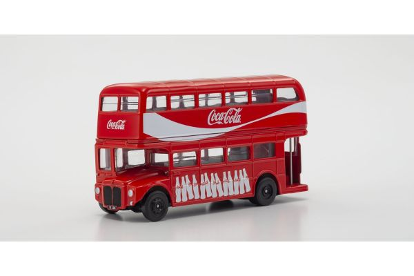 CORGI 1/64 ロンドンバス(2階建て) Coca Cola CGGS82332