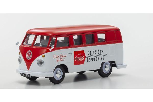 CORGI 1/43scale Coca-Cola® Late 1960's VW Camper   [No.CGCC02733]