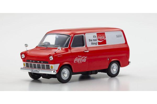 CORGI 1/43scale Coca-Cola® 1970's Ford Transit Mk1  [No.CGCC02725]