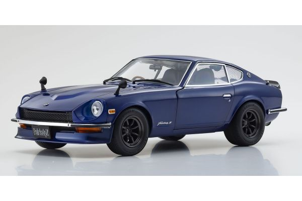 KYOSHO ORIGINAL 1/18scale NISSAN Fairlady Z-L (S30)(Blue metallic)  [No.KS08220BL]