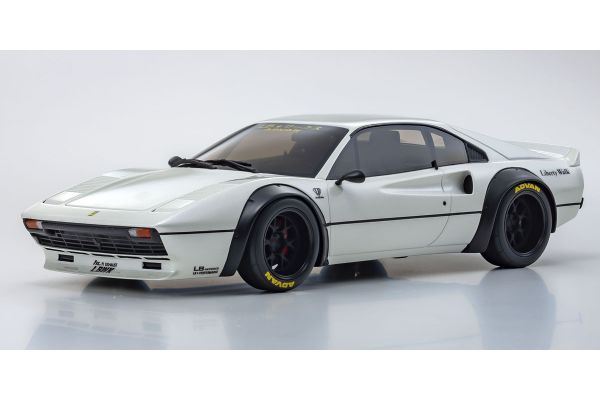 GT SPIRIT 1/18scale LB★WORKS 308 (Pearl White) Asia Exclusive  [No.GTS037KJ]