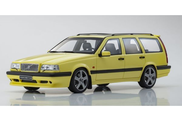 OttO mobile 1/18scale Volvo 850 T5-R Estate (Yellow)  [No.OTM310]