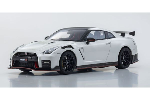 SAMURAI 1/18scale Nissan GT-R NISMO 2020 (White)  [No.KSR18048W]