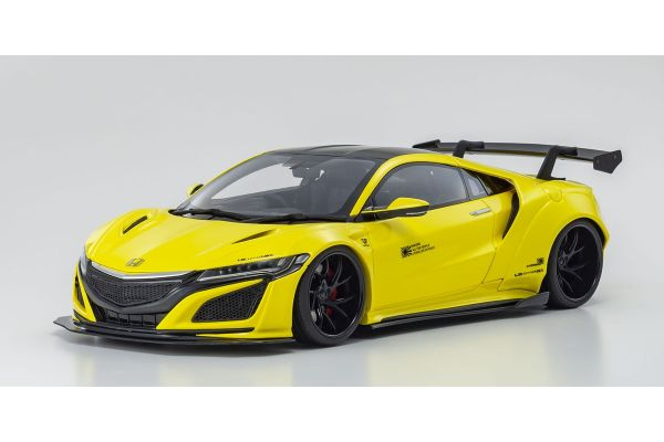 GT SPIRIT 1/18scale HONDA NSX Customized car by LB☆WORKS (Yellow)  [No.GTS034KJ]
