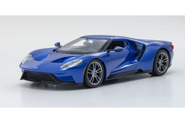 MAISTO 1/18scale Ford GT Blue  [No.MS31384BL]