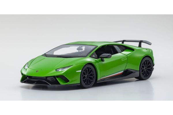 MAISTO 1/18scale Lamborghini Huracan Performante Metallic Green   [No.MS31391MGR]