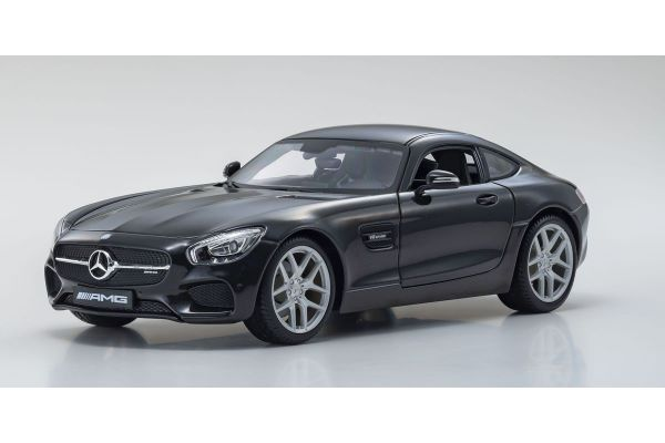 MAISTO 1/18scale Mercedes AMG GT Metallic Black  [No.MS31398MBK]