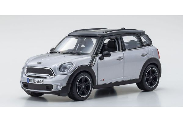 MAISTO 1/24scale Mini Countryman Silver / Black  [No.MS31273S]