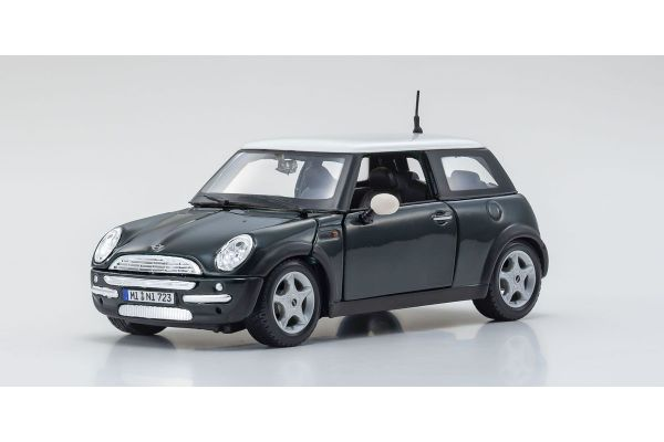 MAISTO 1/24scale Mini Cooper MT Green  [No.MS31219MG]