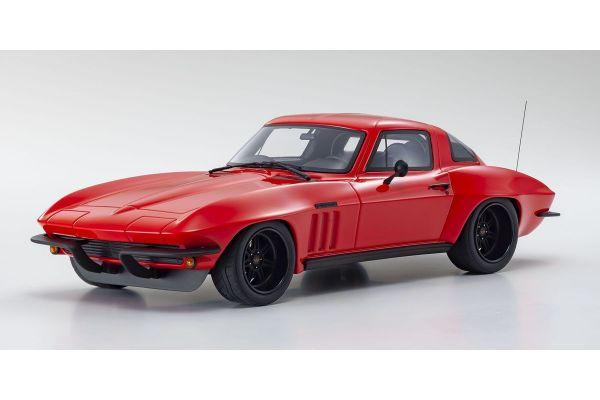 GT SPIRIT 1/18scale Chevrolet Corvette C2 Optima Ultima (Red)  [No.GTS266]