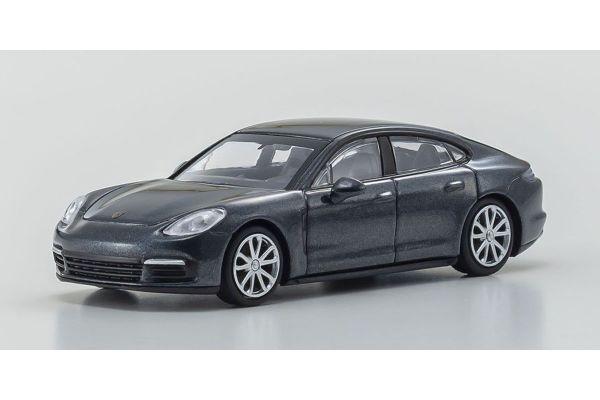 MINICHAMPS 1/87scale Porsche Panamera (2015) gray  [No.870067100]