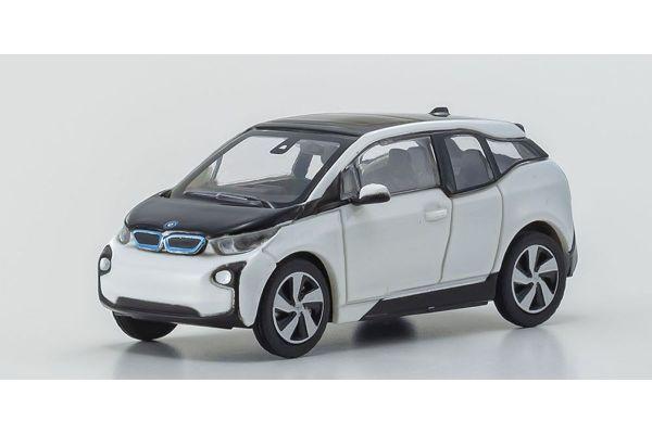MINICHAMPS 1/87scale BMW I3-2014-White  [No.870028104]