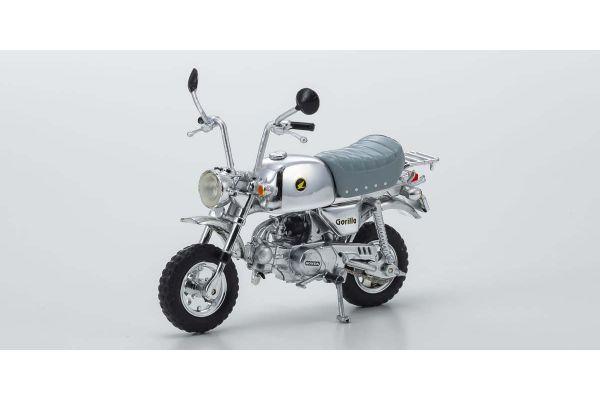 PAO FENG 1/24scale Honda Gorilla Spring Collection 1999 Silver  [No.PFH06]