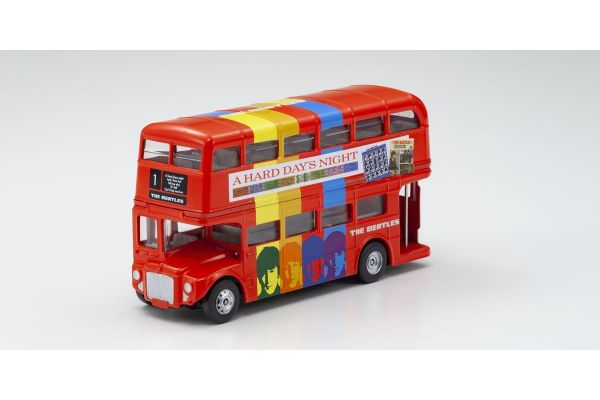 CORGI 1/64scale The Beatles London Bus'A Hard Day's Night '  [No.CGCC82334]