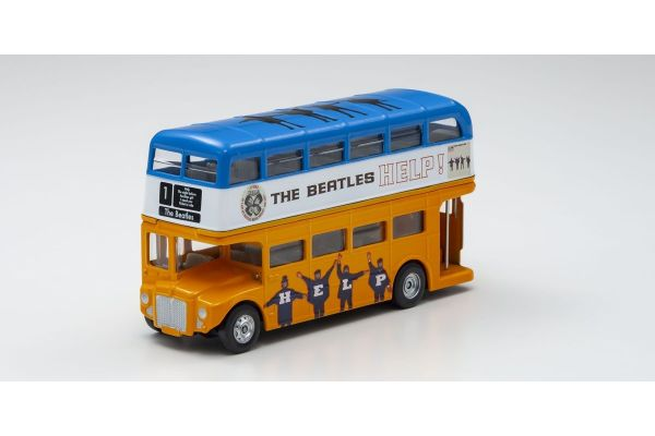 CORGI 1/64scale The Beatles London Bus'Help! '  [No.CGCC82335]