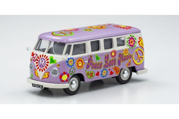 CORGI 1/43scale VW Camper Van Peace Love & Music  [No.CGCC02730]